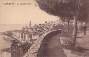 La Vieille Ville, Menton (Alpes Maritimes), France, 1900-1910s