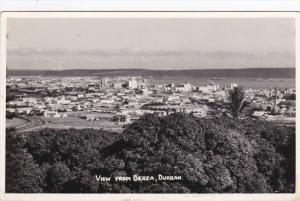 RP: View from Berea , DURBAN, South Africa , 1910s