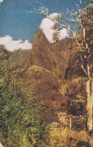 Iao Needle, Maui, Hawaii, 1945 PU