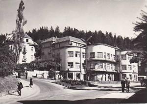RP: KRYNICA , Poland , 30-50s ; Fragment uzdtowiska