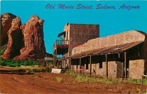 AZ, Sedona, Arizona, Old Movie Street, Petley