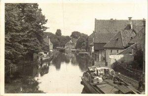 CPA APPINGEDAM Damsterdiep FOTO! NETHERLANDS (705974)
