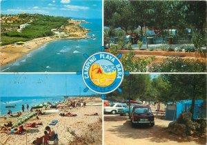 Postcard Spain Tarragona Costa Dorada