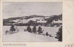 Ascutney Mountain from Buena Vista, Vermont,PU-1906