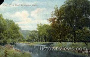 Green River Great Barrington MA Unused