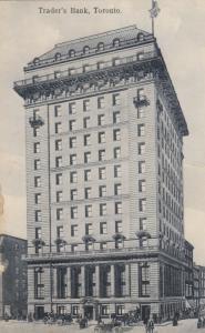 TORONTO, Ontario , 1910 ; Traders Bank