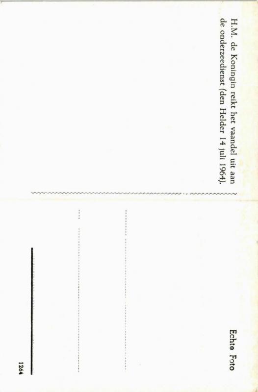 CPM H.M.de Koningin DUTCH ROYALTY (749829)