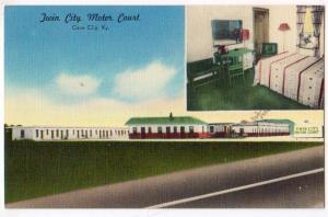Twin City Motor Court, Cave City KY