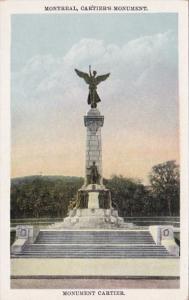 Canada Monument Cartier's Monument