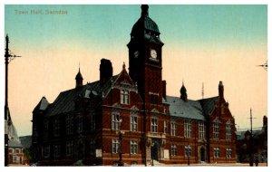 England  Swindon , Town Hall