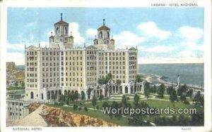 Hotel Nacional Habana Cuba, Republica De Cuba 1935