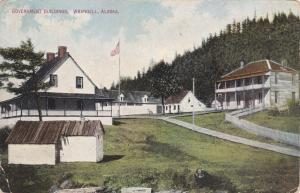 WRANGELL, Alaska; Government Buildings, 00-10s