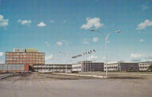 Northern Alberta Institute Of Technology, Edmonton, Alberta, Canada, 1950-1960s