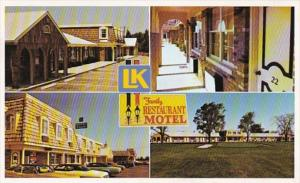 L-K Motels abd L-K Restaurants Penny Pincher Inns