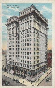 MILWAUKEE, Wisconsin, 1900-10s; Wells Building