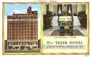 The Tiger Hotel Columbia MO Unused