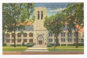 Sigma Alpha Epsilon,Northwestern Univ.,Evanston,IL30-40