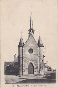 Chapelle Saint-Roch, Romorantin (Loir Et Cher), France, 1900-1910s