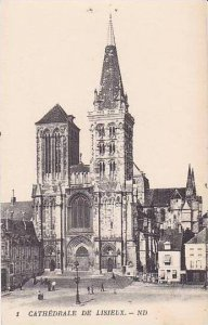 France Lisieux La Cathedrale