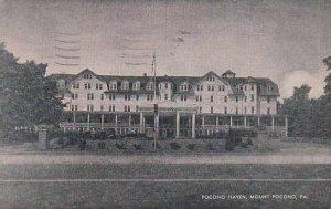 Pennsylvania Mount Pocono Pocono Haven 1949