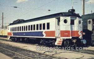 Former Penn Railroad MP54 Electric MU Car, Septa 442 Philadelphia, PA, USA Ph...