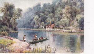 Clivedan Woods , MAIDENHEAD , UK , 1900-10s ; TUCK 7712