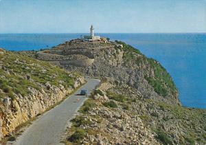Lighthouse, MALLORCA, Islas Baleares, Spain, 50-70's