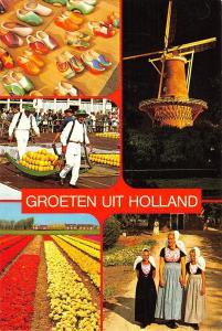 BR84458  groeten uit holland types folklore costumes netherlands