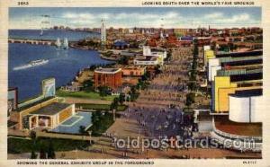 Chicago Worlds Fair Exposition 1933 - 1934, 1934
