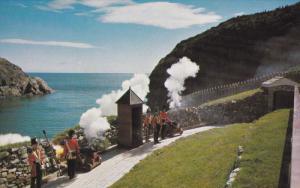 ST. JOHN'S, Newfoundland, Canada, 1940-1960's; Quidi Vidi Battery Historic Site