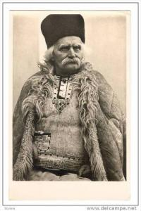 RP; Peasant from the Carpathians, Romania 1910-1930s ; #2