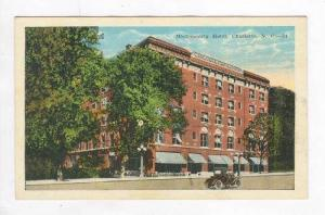 Mecklenburg Hotel, Charlotte, North Carolina, 1900-1910s