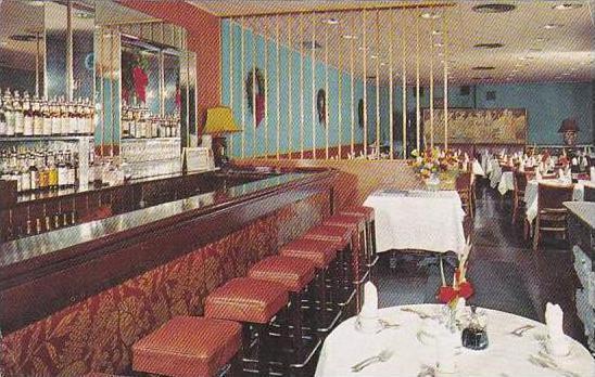 new york city old china restaurant 1952 hippostcard. Black Bedroom Furniture Sets. Home Design Ideas