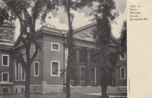 SPRINGFIELD, Missouri, 1901-07; St. Paul's Methodist Church