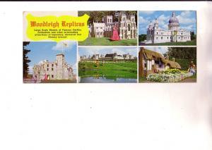 Woodleigh Replicas, Miniatures , Prince Edward Island,  Advertising