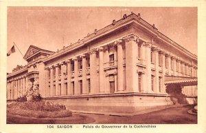 Palais du Gouverneur de la Cochinchine Saigon Vietnam, Viet Nam Unused