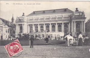 Belgium Spa Le Kursaal La Salle des Fetes 1910