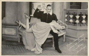 CHICAGO, Illinois, 1910-30s ; Selwyn Theatre, JOHN BARRYMORE in MY DEAR CHILDREN