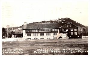 21061  New Hampshire Gilford ,  Belknap Rec. Bldg.  , Quimby Drug Co.