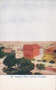 Portugal Lisbon General View