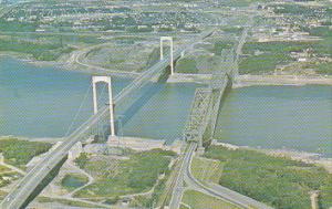 Canada Ponts de Quebec et Pierre Laporte