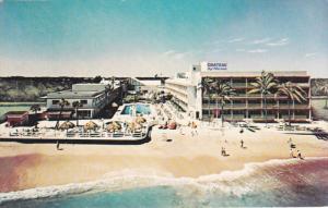 Chateau by the Sea Resort , MIAMI BEACH , Florida , PU-1987