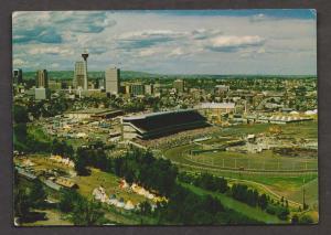 Stampede Park, Calgary, Alberta - Unused - Corner Wear
