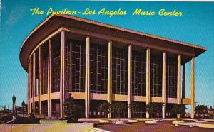 California Los Angeles The Pavilion Los Angeles Music Center