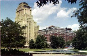 St Louis MO - THE CHASE PARK PLAZA Hotel 1970s