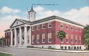 Post Office Columbia Missouri 1944