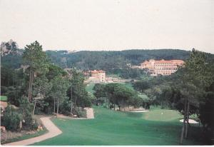 Post Card Portugal Sintra Linho Caesar Park Penha Longa Hotel and Golf Club