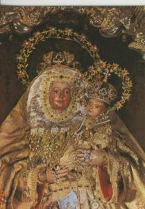 Postal 008809: Virgen Ntra Sra del Pino, Villa de Teror, Islas Canarias