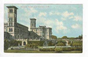 Osborne House & Terrace, I.O.W., UK, 00-10s
