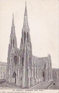 Saint Patricks Cathedral New York City New York